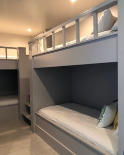 Who says bunk beds can't be STYLISH and