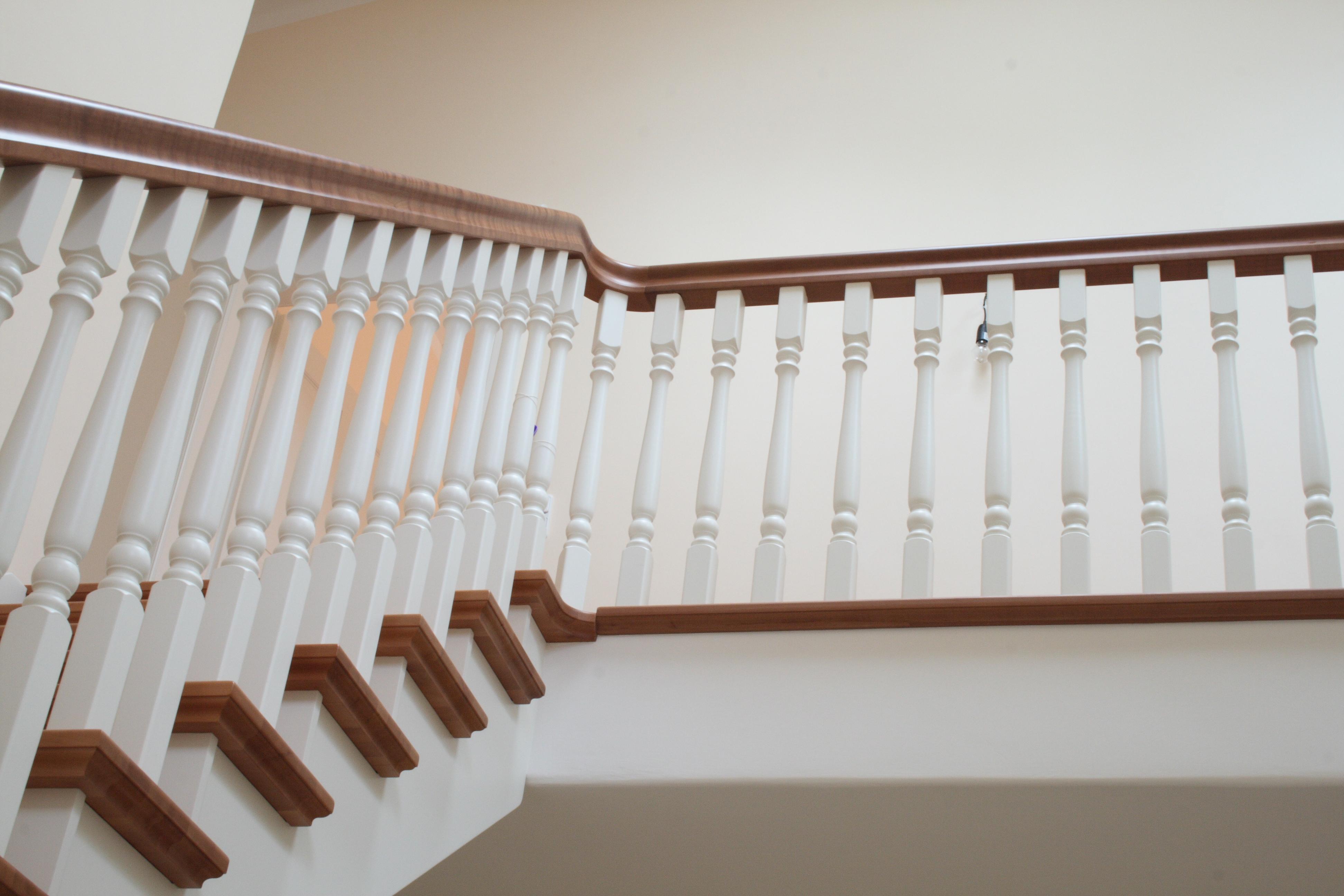 Treppe in Birnbaum