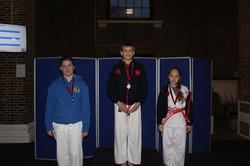 Medal Podium, bronze