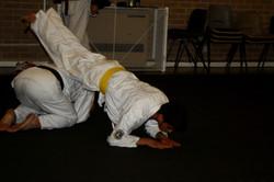Front Breakfall Practice