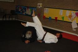 Rear Breakfall Practice