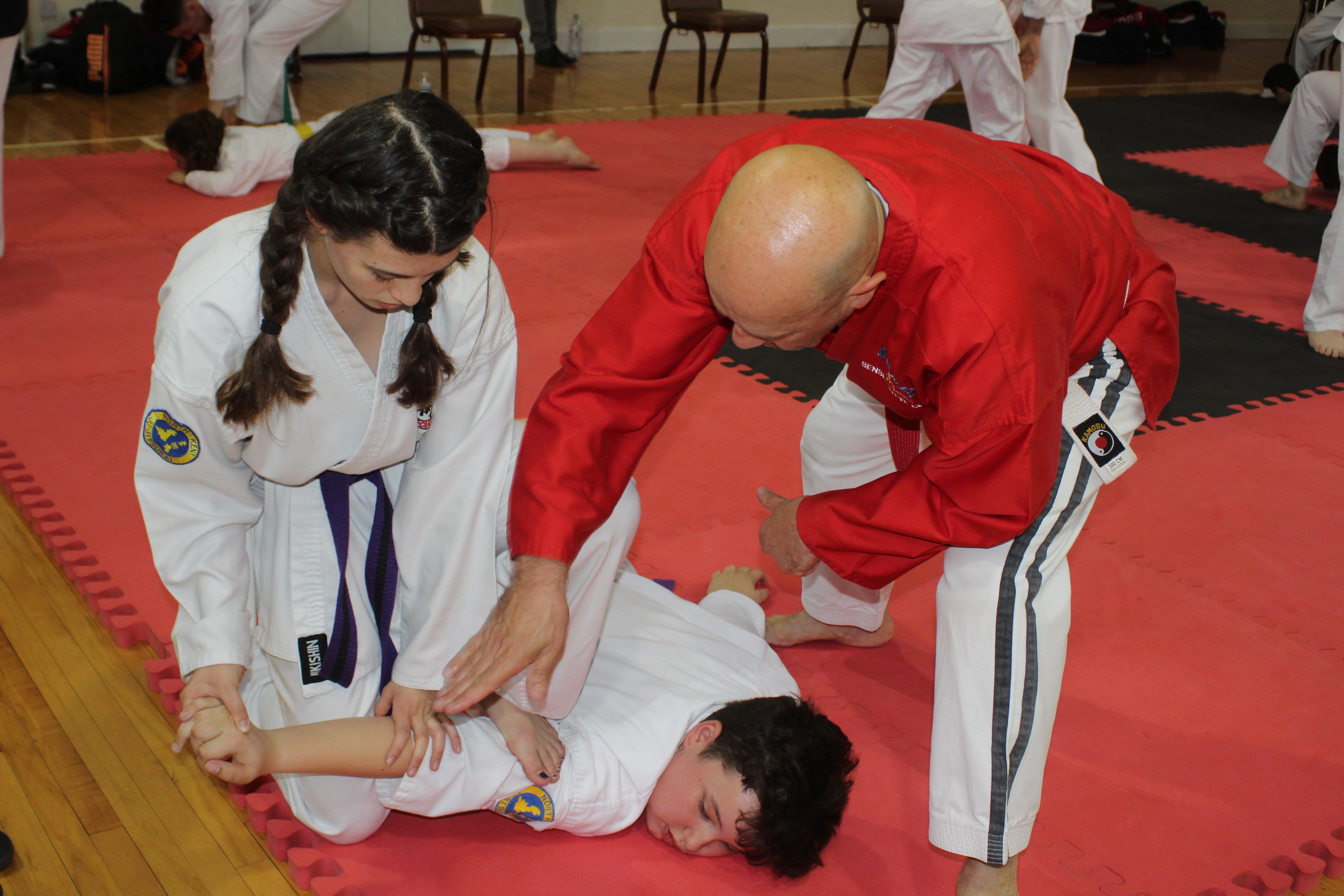 Shihan Teaching