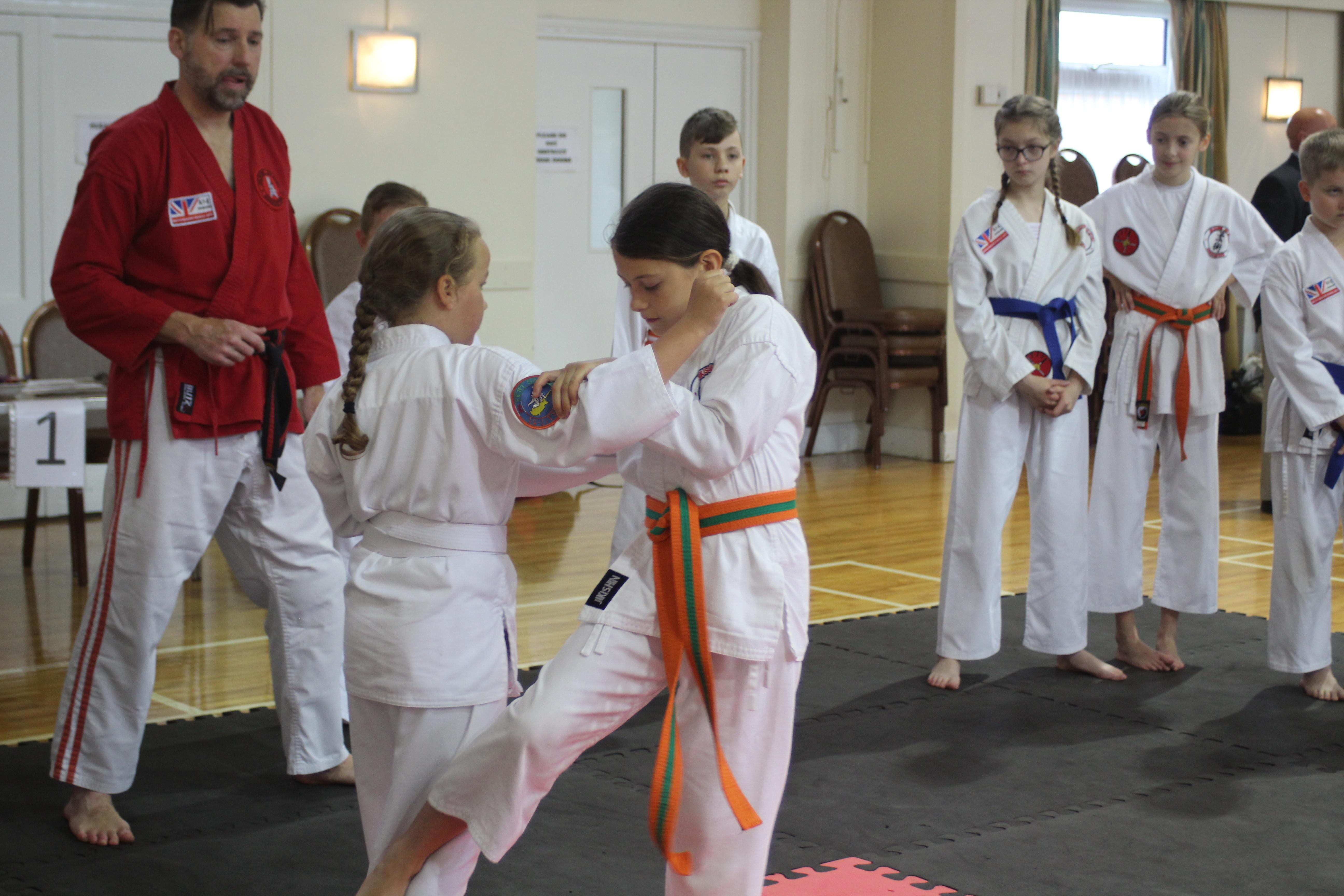 Children's technique practice