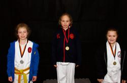 Medal Podium, Silver