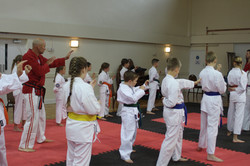 Guard practice