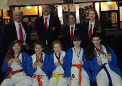 North Kent Ju-Jitsu Kai Group Photo