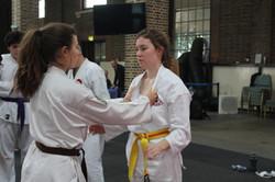 Teens technique practice
