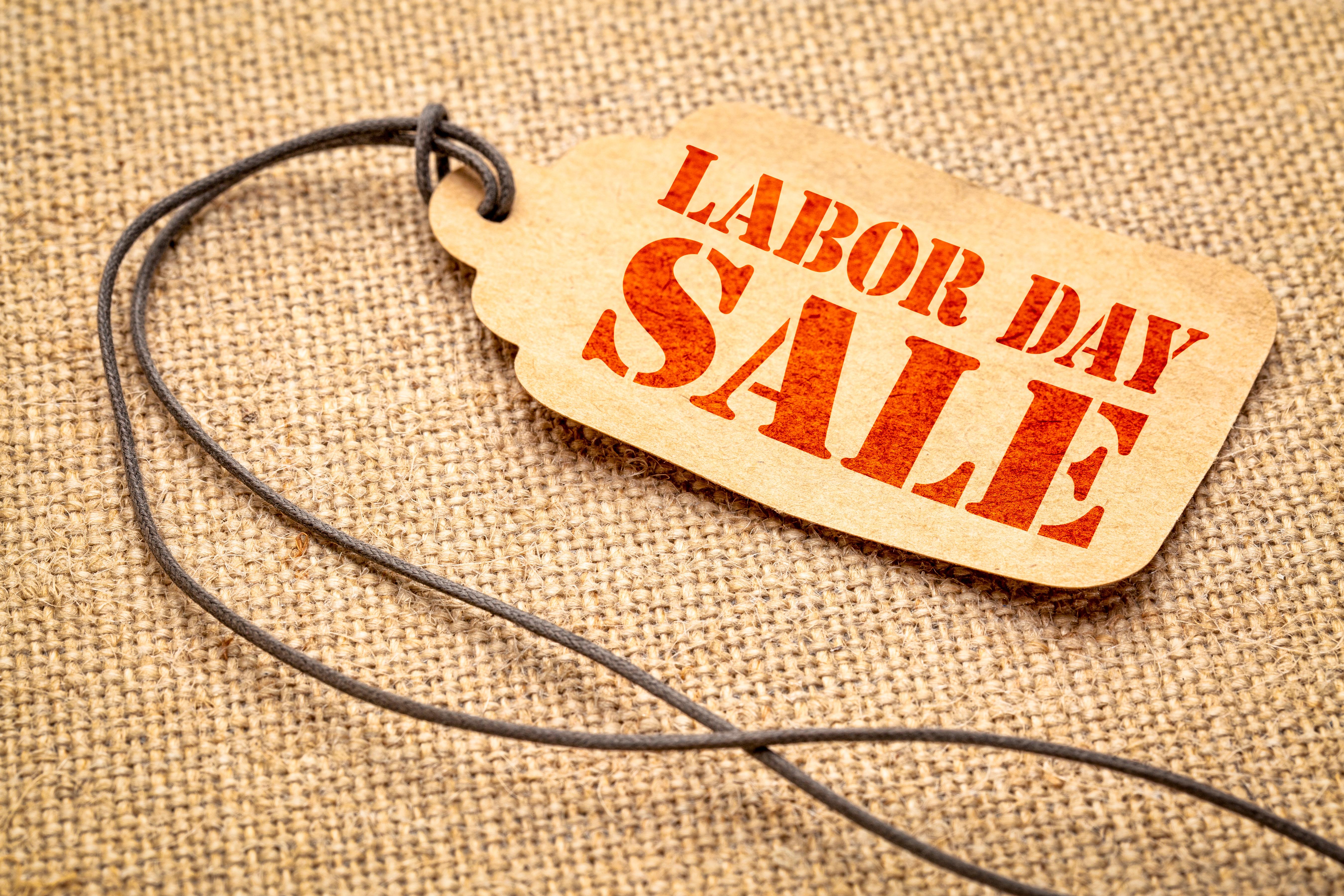 bigstock-Labor-Day-sale-sign--a-paper--2