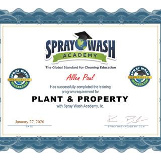 Plant & Property Cert 1.27.2020 A Paul.j