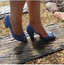 Peep Toe AppleShoes 29