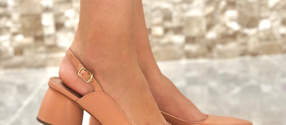 Sapato Nude: Moda Atemporal e Sofisticada