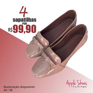 promo Appleshoes.com.br