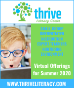 Learn More About Summer Camp at Thrive