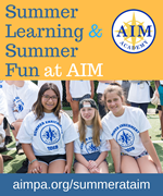 Learn More About Summer Camps at AIM