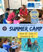 Learn More About Woodlynde Summer Camp