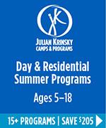 Learn More About Julian Krinsky Camps & Programs