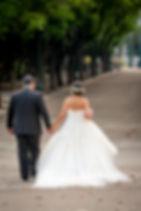 A lavender wedding at the Athenian Riviera