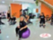 treinamento funcional, academia feminina, estúdio, academia