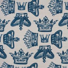Regal Beauty Oxford Blue fabric