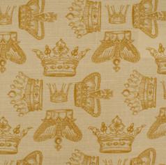 Regal Beauty Golden Fabric