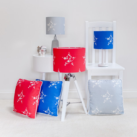 Star Bright fabric Collection By Willis Bloom