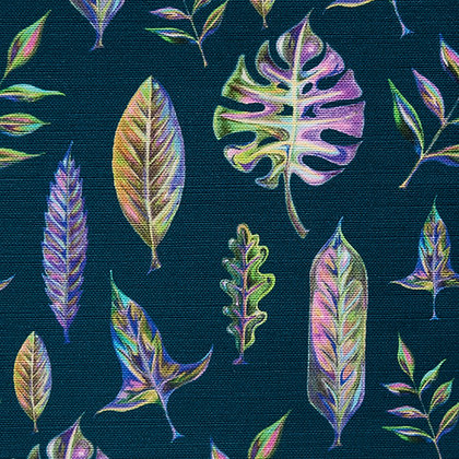Gorgeous cotton tea towel using the Willis Bloom foliage design. Hand drawn and made in England.