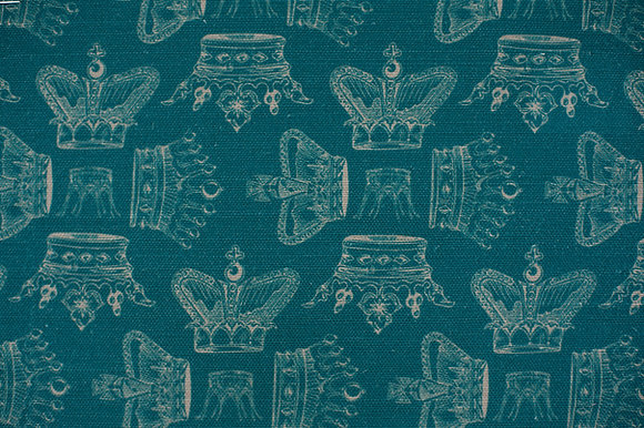 Regal Beauty Stormy Sea fabric sample
