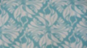 Calla Lily Cornflower Blue fabric web cr
