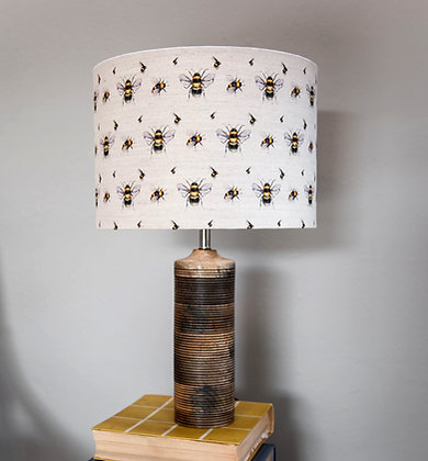 The Bee Lampshade