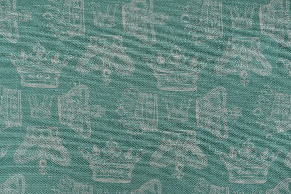 Regal Beauty Precious Jade fabric sample