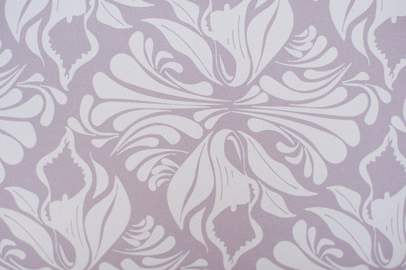 Calla Lily Lavender wallpaper sample