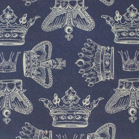 Regal Beauty fabric in Purple