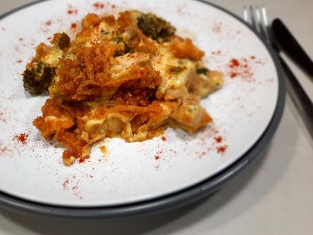 Ouma Noreen's Broccoli Chicken Bake