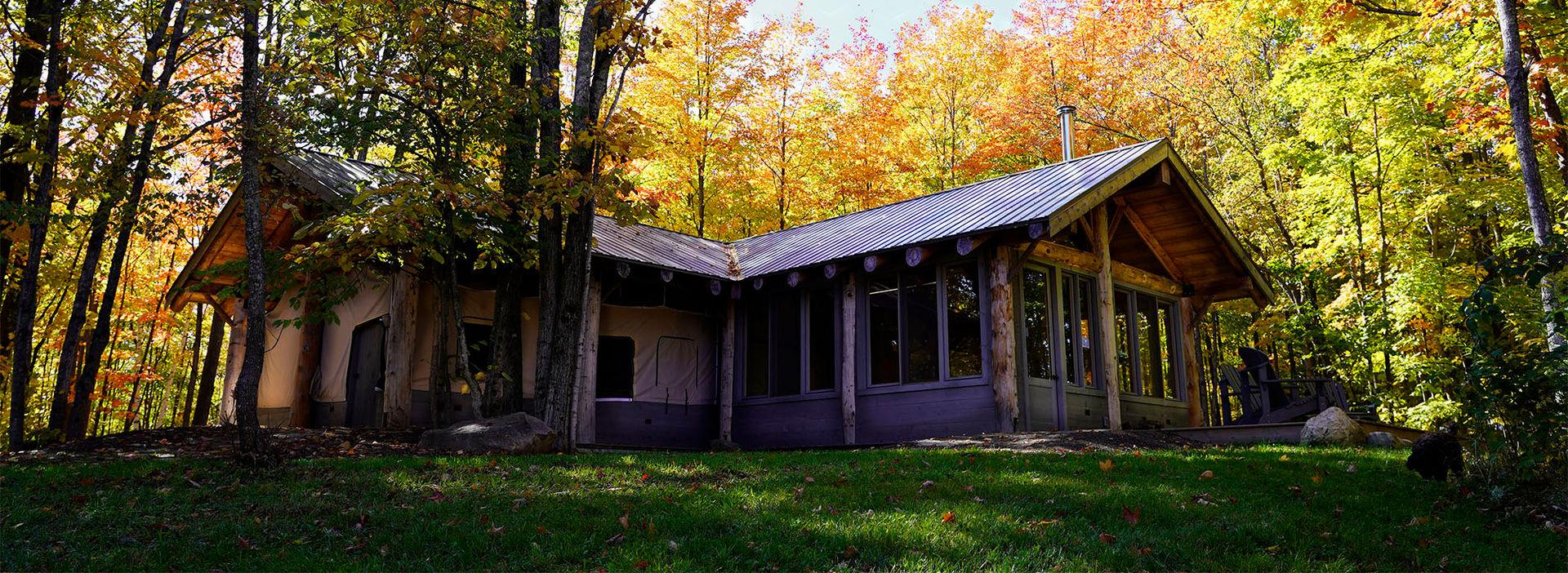 Woodfield lodge