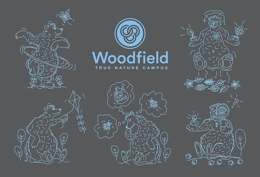 Charles Bongers + Co | WOODFIELD BEARS