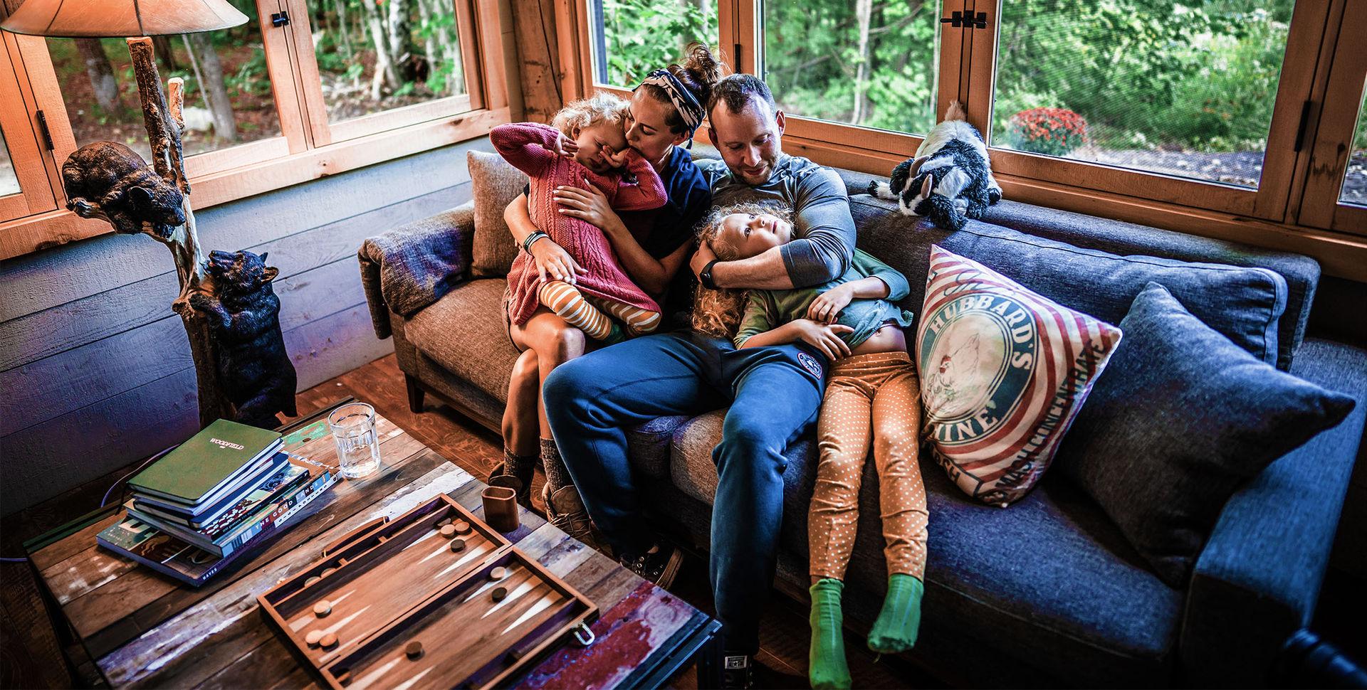 Woodfield family