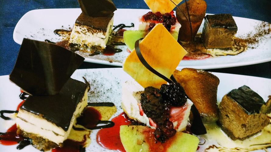 Variazione di dessert
