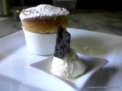 Traditional Vanilla Souffle