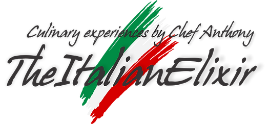 The Italian Elixir Logo