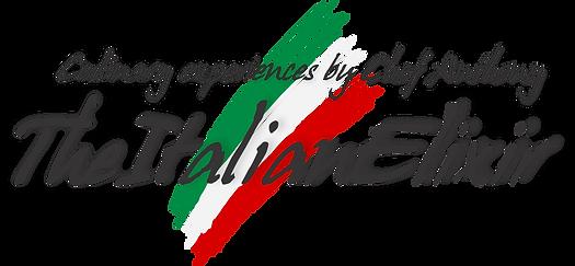 The Italian Elixir Logo