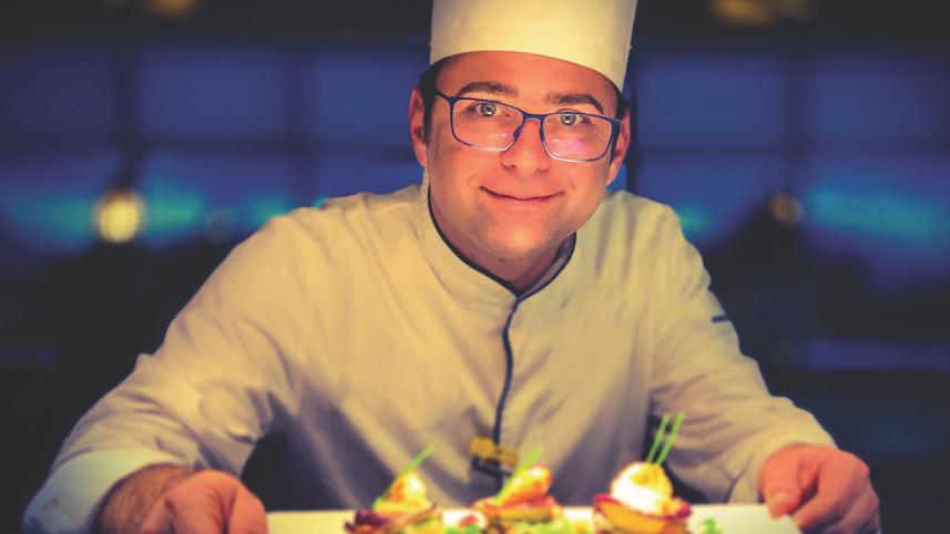 Chef Enton Qesari