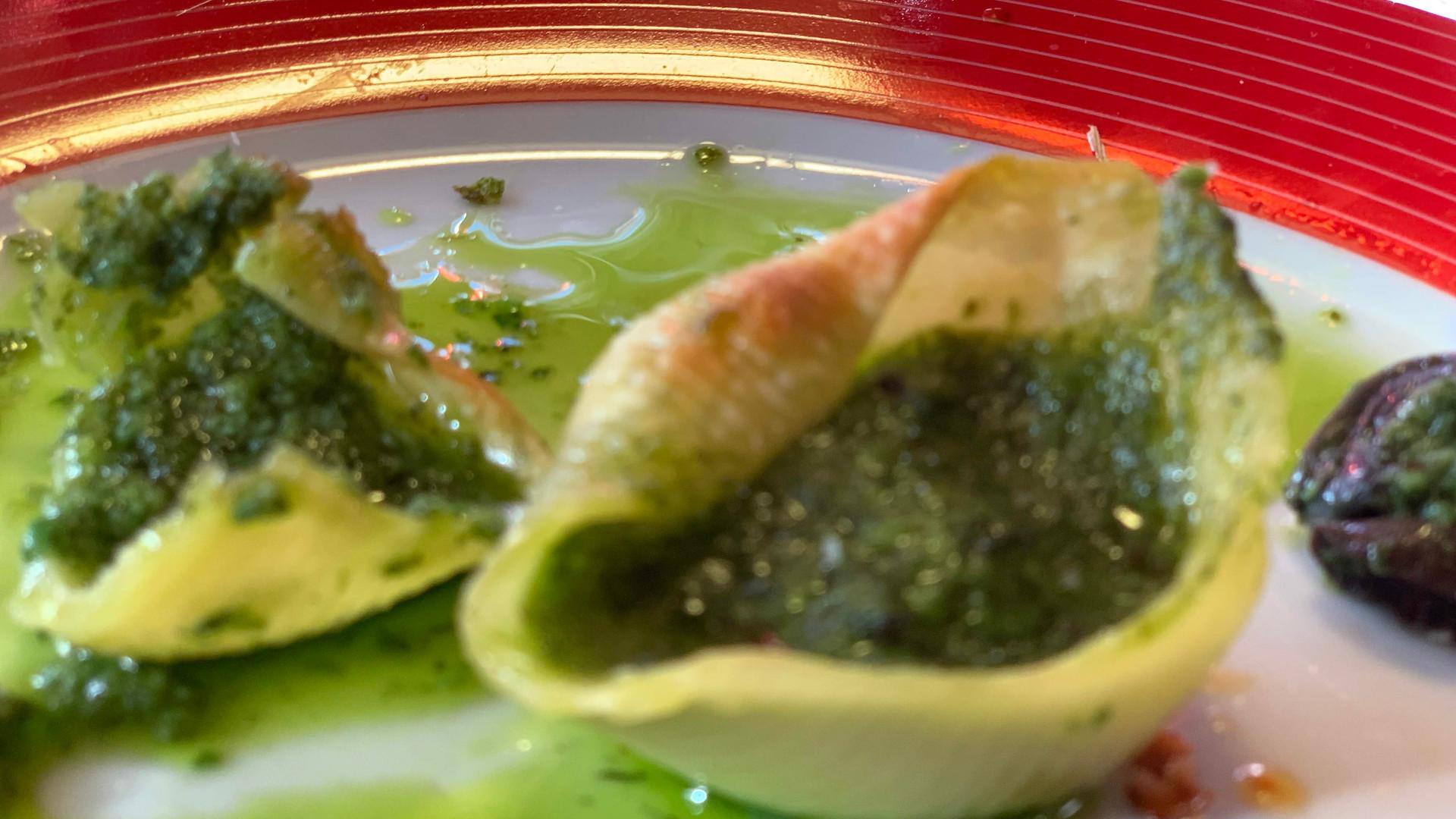 Escargot à la Bourguignonne