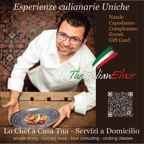 Chef a Domicilio a Treviso Padova Venezia