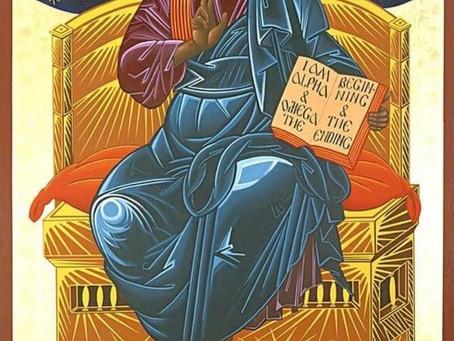 Christ the King Sunday, November 22, 2020