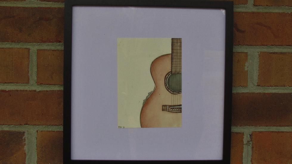 """""""Acoustic Curve"""" Print"""
