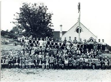 Queenstown District High School 1947