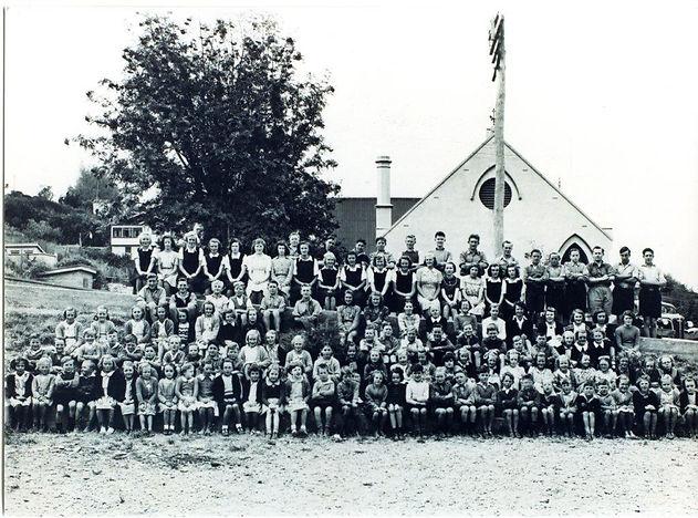 EP1615  Queenstown District High School
