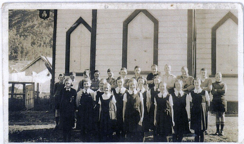 Queenstown District High School 1938