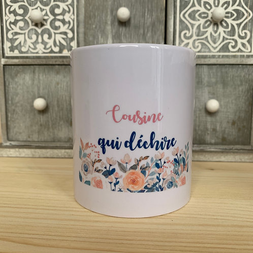 Mug: Cousine