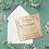 Thumbnail: Carte postale en bois: les petits bonheurs